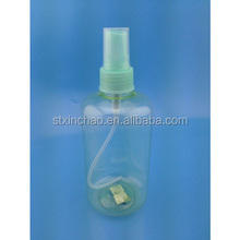 250ML PET make up water bottle for cosmetic