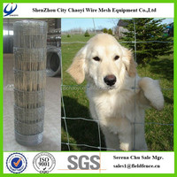 Galvanized Poultry Fence Field Fence FOr Cattle/ Sheep/Dog/ Chicken