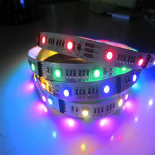 LED digital strip WS2801 RGB 5m Long