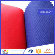 FR Cotton nylon Blend Fabric For Safety Garment