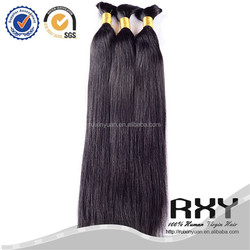 large stock fast shipping brazilian straight cheap 100%human hair bulk