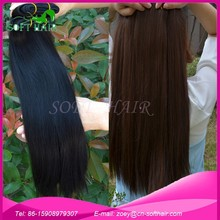 Reliable high quality human hair extension supplier with good service and cheap price