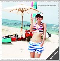 Fashionable design woman beach shorts women sexy board shorts wholesale