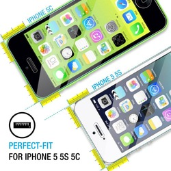 Factory price Favorites Compare Dropship Original Clear transparence screen protector for iPhone 5/5c/5s trending hot products