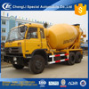 Factory direct supply rhd or lhd dongfeng large capacity concrete mixer for hot sale
