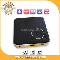 RK3188 1G RAM 8G FLASH DLP 50lums android 4.4 mini data show projector
