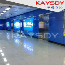 Best quality aluminum composite panel 4mm application to subway station