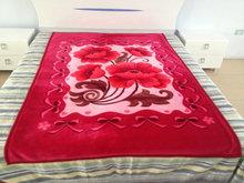 2015 Super Soft New Produces Acrylic Blanket