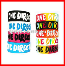 I LOVE ONE DIRECTION 1D BRACELET SILICONE WRISTBAND