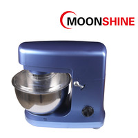 BY-9701 cheap stand mixer with DC motor and 5L SS bowl for sale