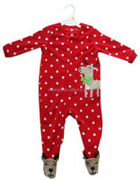 200sm polar fleece material cheap price baby rompers baby christmas clothes