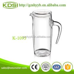 Mini Acrylic Factory direct sales K-1095 1000mL Big-sized jars of honey