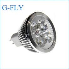 led spotlight lamp factory supply led light gold supplier 4w