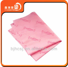 custom printed decorative wrapping gift tissue paper