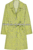Fashion hot sell women rain coat