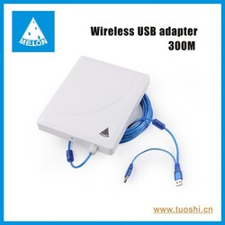 Outdoor network wifi usb adapter,wireless N,300Mbps