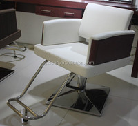 Old fashioned haircut chair salon styling chairs