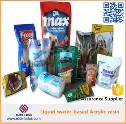 Water Soluble Acrylic Resin for traditional benzene-soluble gravure printing ink