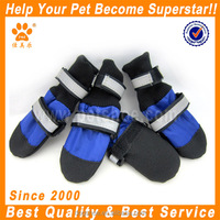 JML Hot Sale Pet Products Soft Dog Shoes Outdoor Waterproof Dog Shoes