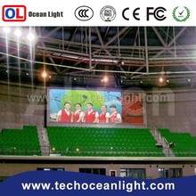 2015 rgb led screen p6 outdoor football led display football led