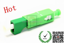 China Supply Plastic Hybrid LC/SC Fiber Optic Adapter