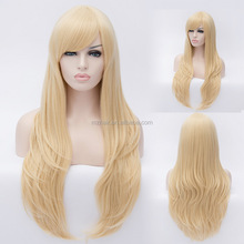 wholesale synthetic wigs popular curly hair sold in Europe and the United States
