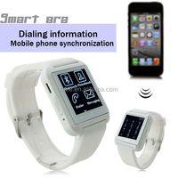 Multi color smart watch mobile phone