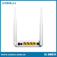 Hot selling High quality 4-Port 300Mbps Wireless N prices adsl modem wireless router with great price