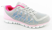 new technology material beathable athletic shoes for women