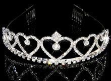 Flower Shaped Rhinestone Alloy Decorative fancy Hair aliexpress girls hair accessory