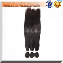 Factory price free sample natural looking natural color silky straight 100% Unprocessed Virgin Peruvian Hair