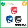 2015 Promotional Super Cool bright bike accessories led silicone bicycle lamp