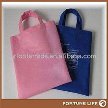 High quality brand printing decorative gold non woven bag Fl-MIN02425