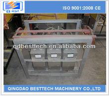 660v aluminum melting furnace fuel natural gas
