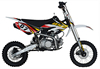PH07C 125cc dirt bike pitbike offroad motorcycle Super single cyclinder for cheap sale from China