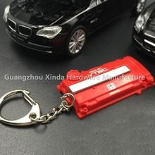 Honda converted hood key chain Turbine brake disc key chain auto supplies key chain
