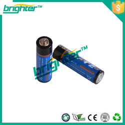 r6 aa um3 1.5v carbon zinc battery with cheapest price for mini segway