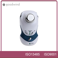 new style galvanic skin therapy and new ionic facial platinum steamer beauty tools