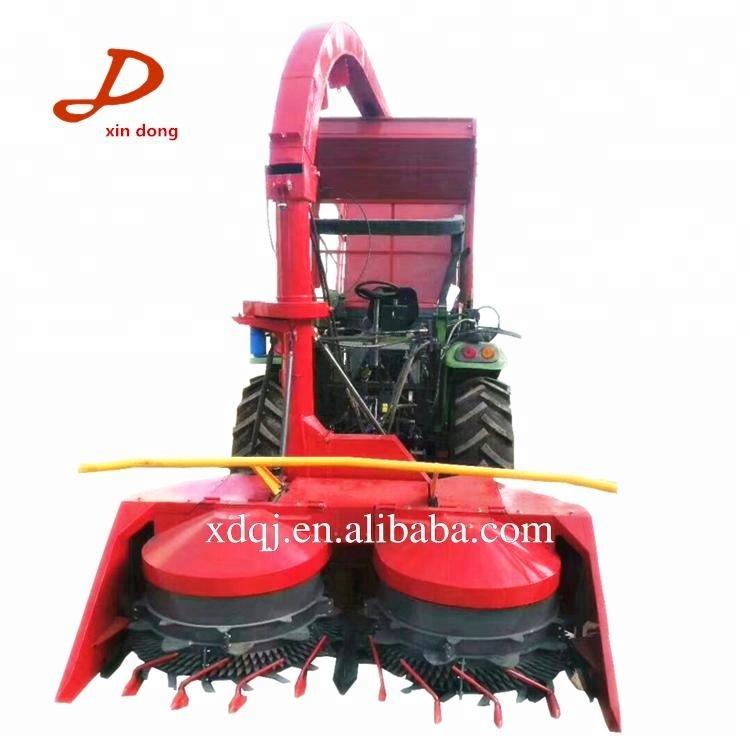 Xin Dong Fabbrica Diretta Paddy Peso Leggero Combinare Insilato Harvester
