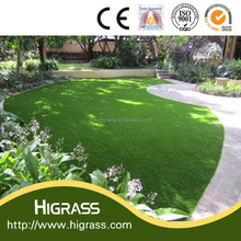 35mm height, green colors with curlve yarn below, monofilament gras yarn, artificial turf grass