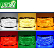 2012 New item!!! Blue 5050 yellow led strip 220V
