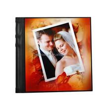 Unique 8x10 Acrylic cover photo album wedding album factory in China