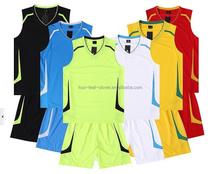 New Style Basketball Jersey Sport Wear for men / Cheap Plain Basketball Uniform Wholesale
