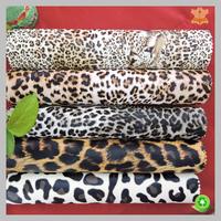 leopard print fabric zebra print leather animal style pu