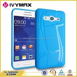 Low price for Samsung G355H ultra thin soft TPU case