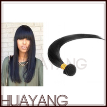 New Popular Remy Human Hair Extension mongolian straight hair