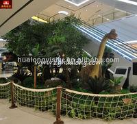 Simulation dinosaur model in South Korea for Amusement park dinosaur