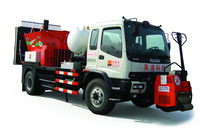 Freetech PM400 Hot-in-Place Recycling Asphalt Road Maintenance Machine