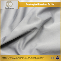 160G/SM Solid Dye Soft Hand Feeling Fabric For Clothing