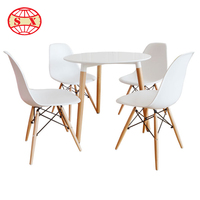 cheap computer chairs Fashion plastic chair Emes Table and Chair